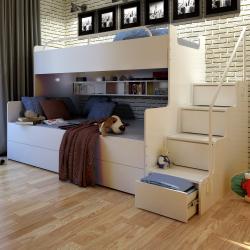 JSM 3 - łóżko piętrowe